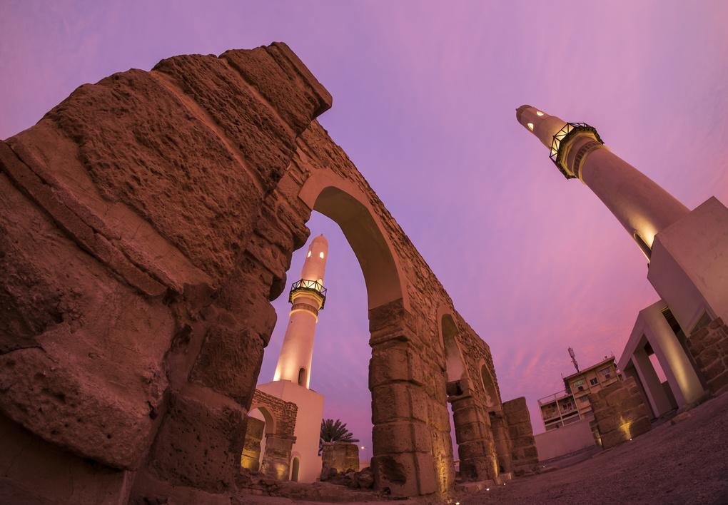 The Unusual Perspective by Mustafa Bastaki