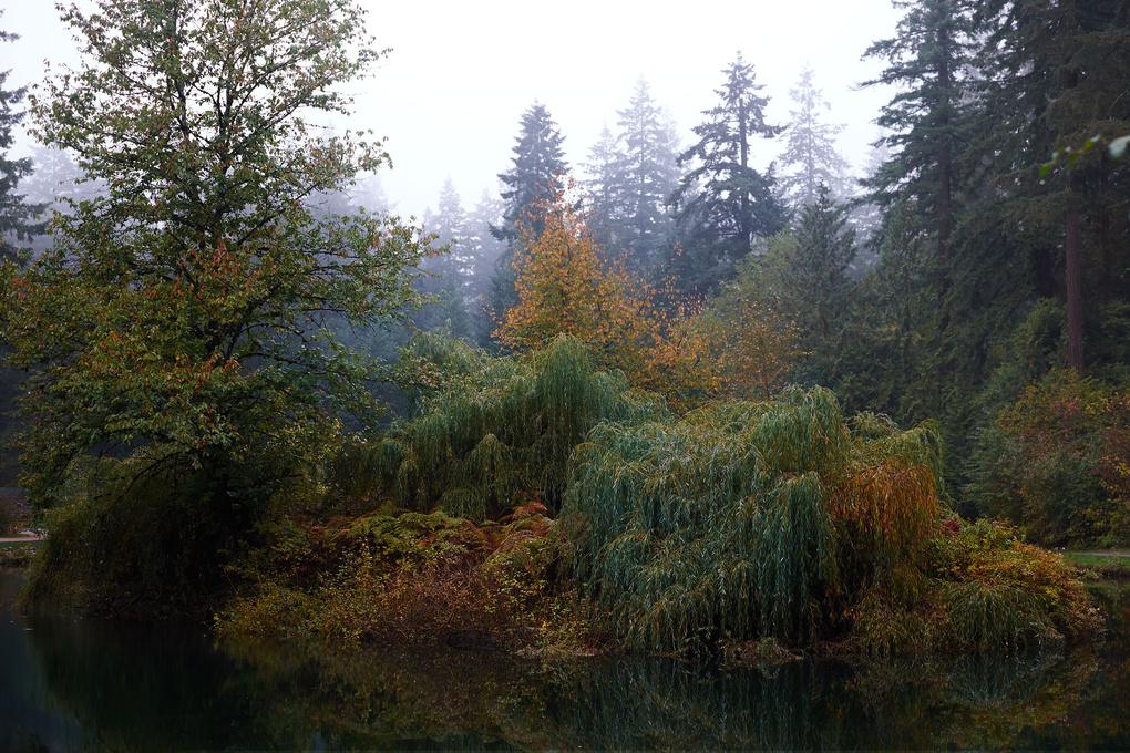 Autumn by Giorgio Rivalta