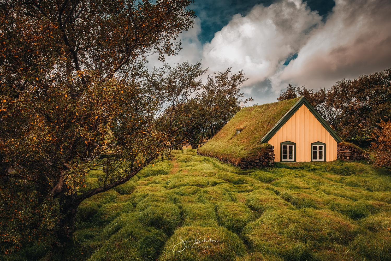 Hofskirkja by Jon-Eirik Boholm