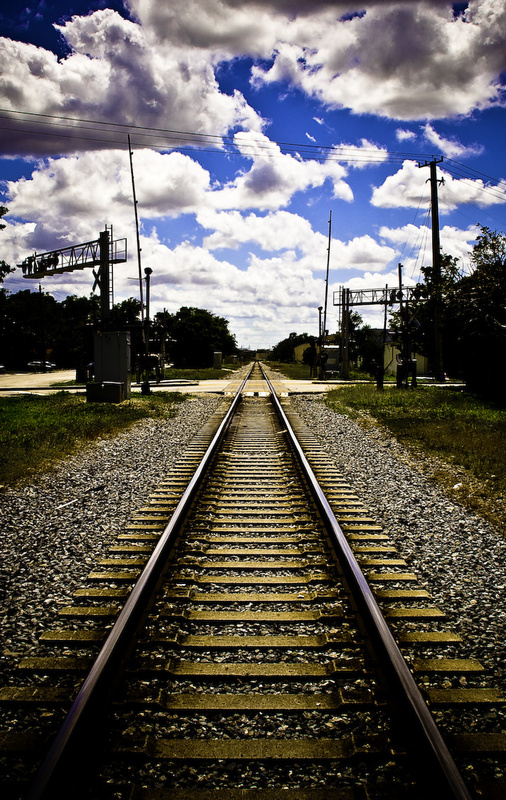 Staying on Track by John Miller