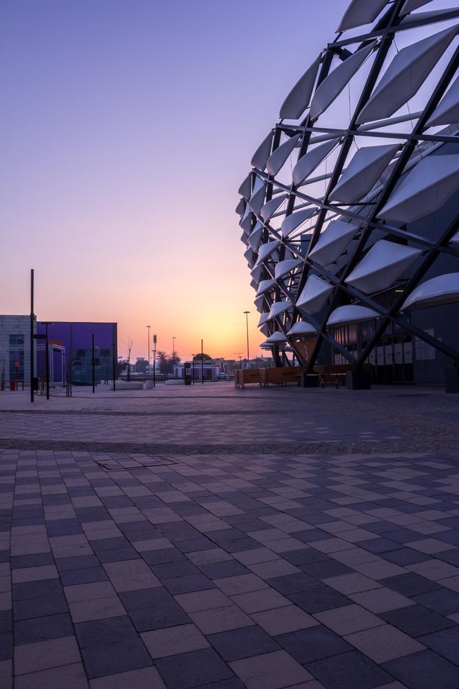 A City, A Sunrise by hamza saleh