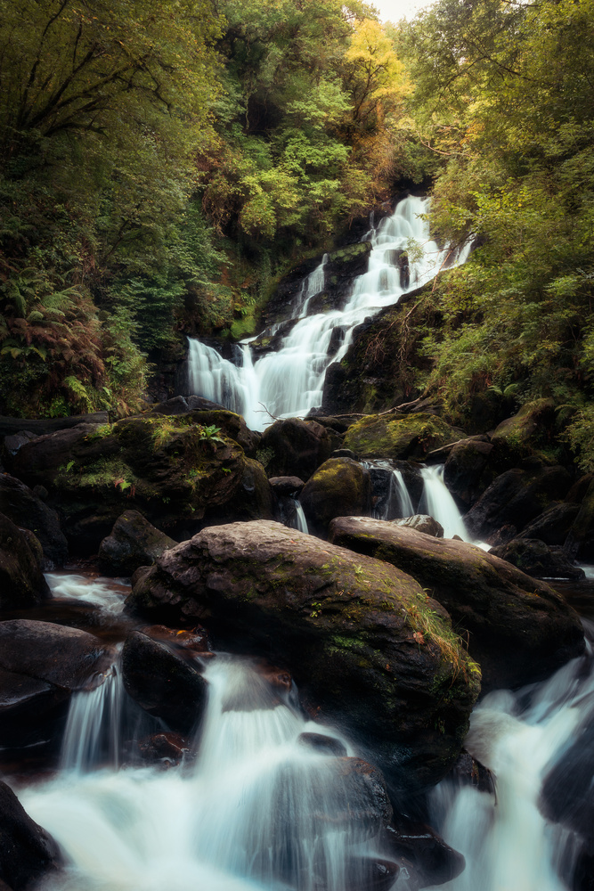 Torc Waterfall by Mike O'Leary