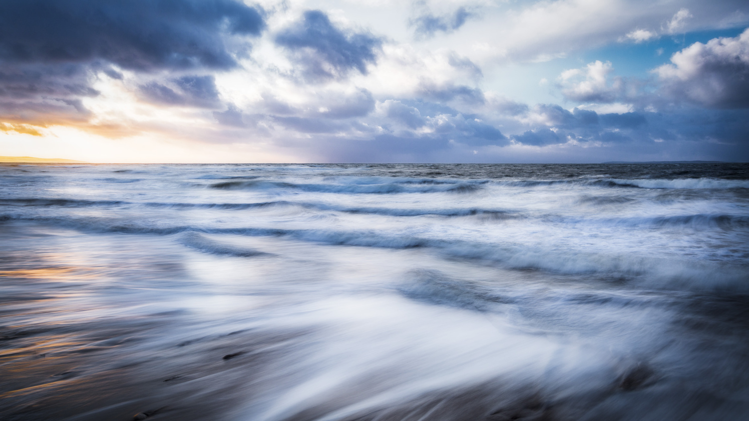 Motion in the Ocean by Mike O'Leary