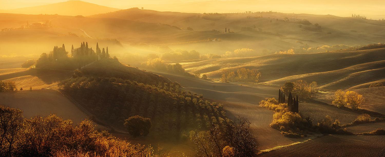Tuscany by Tasos Anestis