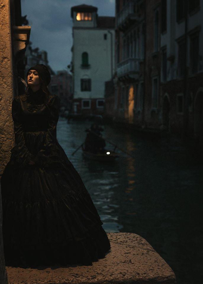 Death in Venice by Tasos Anestis
