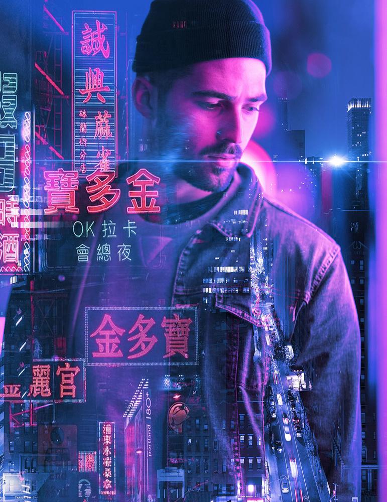 Blade Runner by Tasos Anestis