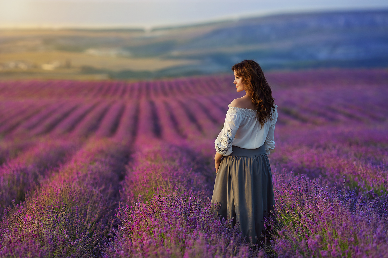 Lavender by Boris Tsepko