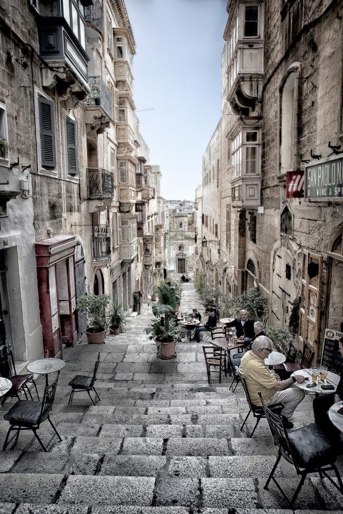 Untitled Velletta Malta by paul fairbrother