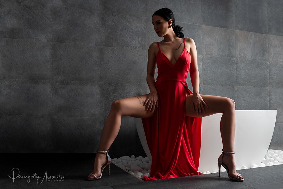 Roxanne by Panagiotis Assonitis