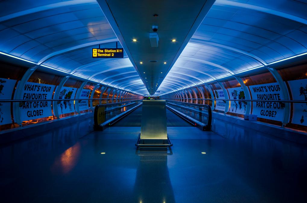 Terminal by Sebastian Fal