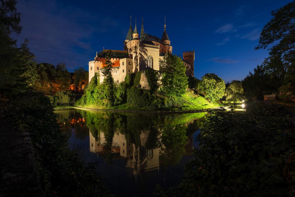 Bojnice Castle by Sebastian Fal