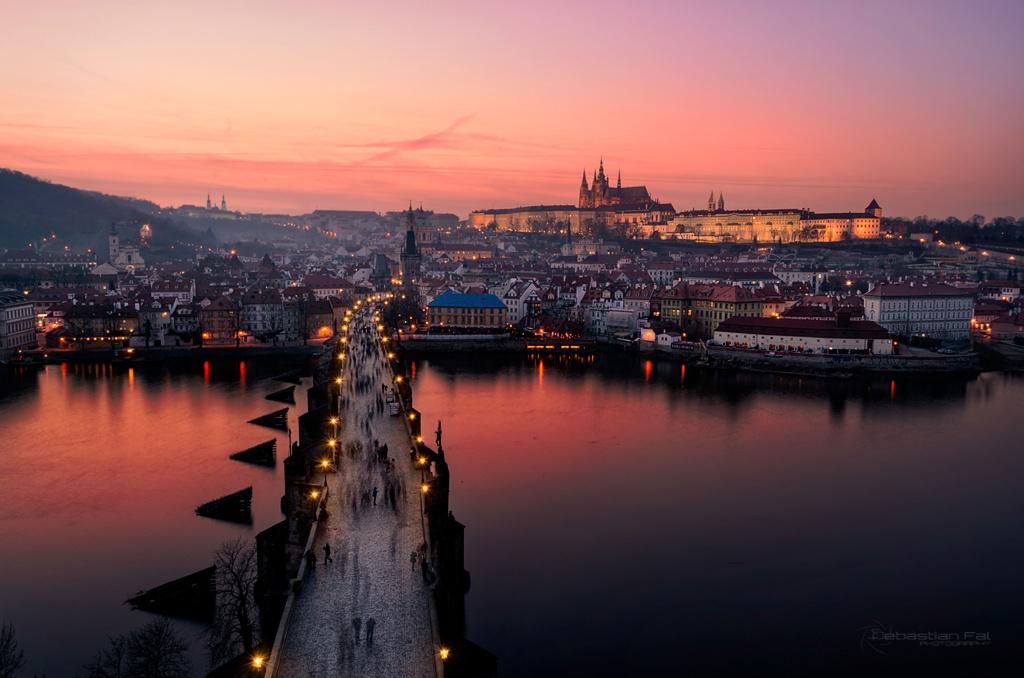 Prague by Sebastian Fal