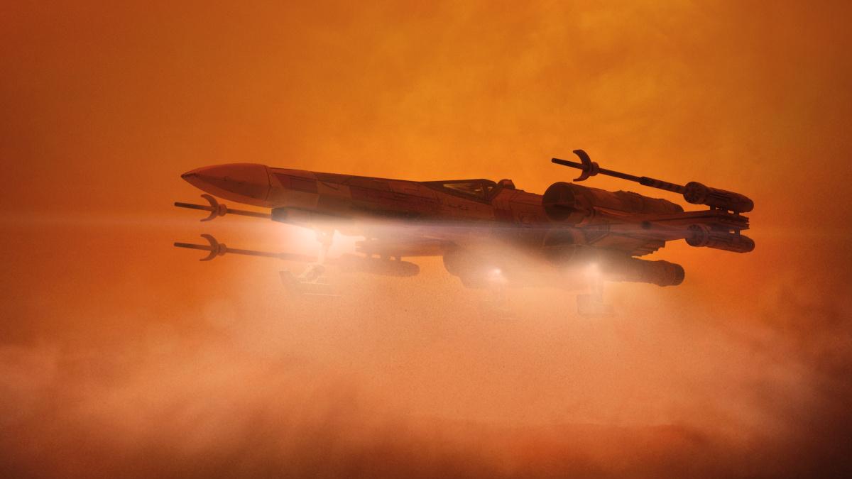 Star Runner 2049 - 01 by Yaroslav Lukiyanchenko