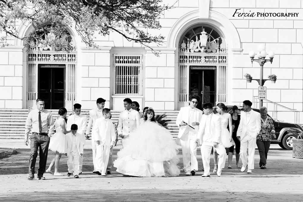 Random Quinceañera   by fercia photograpny
