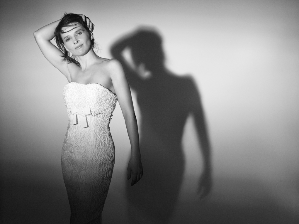 Juliette Binoche by Kurt Iswarienko by Kurt Iswarienko