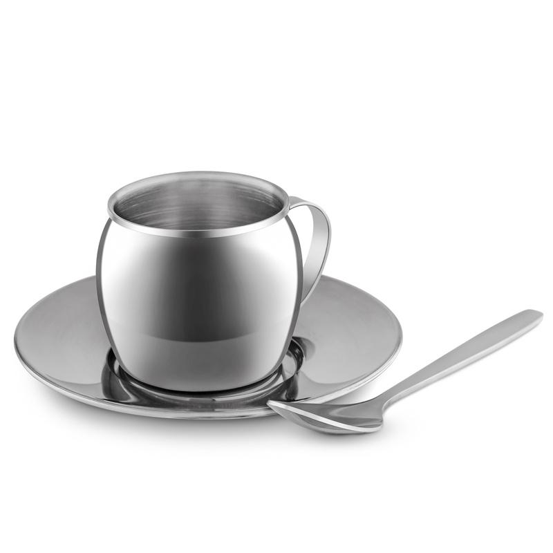 Tea Cup by Herman Glauber