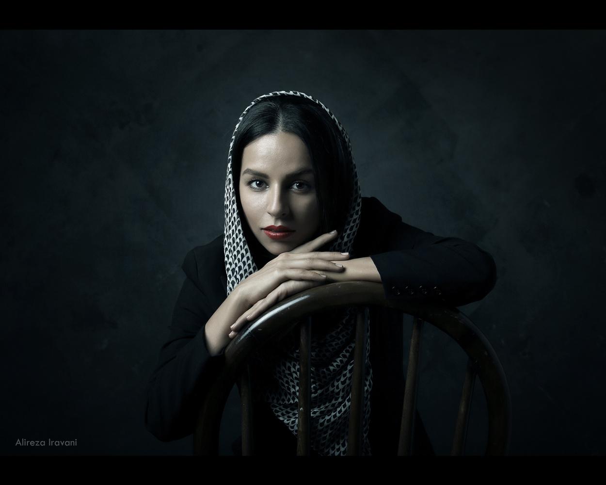Samaneh by Alireza Iravani