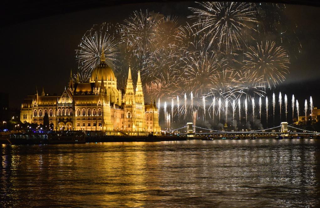 Firework by Mona Mon