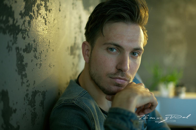 Model: Tim Maandag by Bram van Dal
