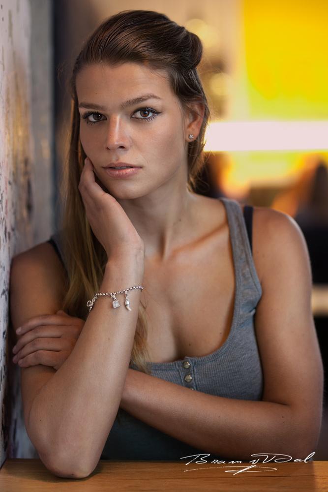 Model: Ashley van Bree by Bram van Dal