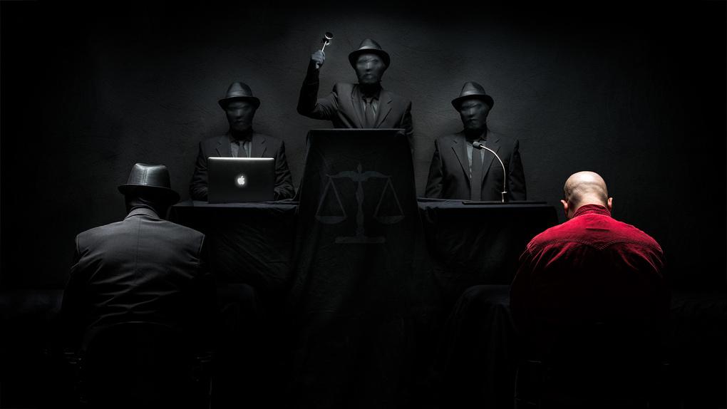 Blind Justice by Petri Damstén