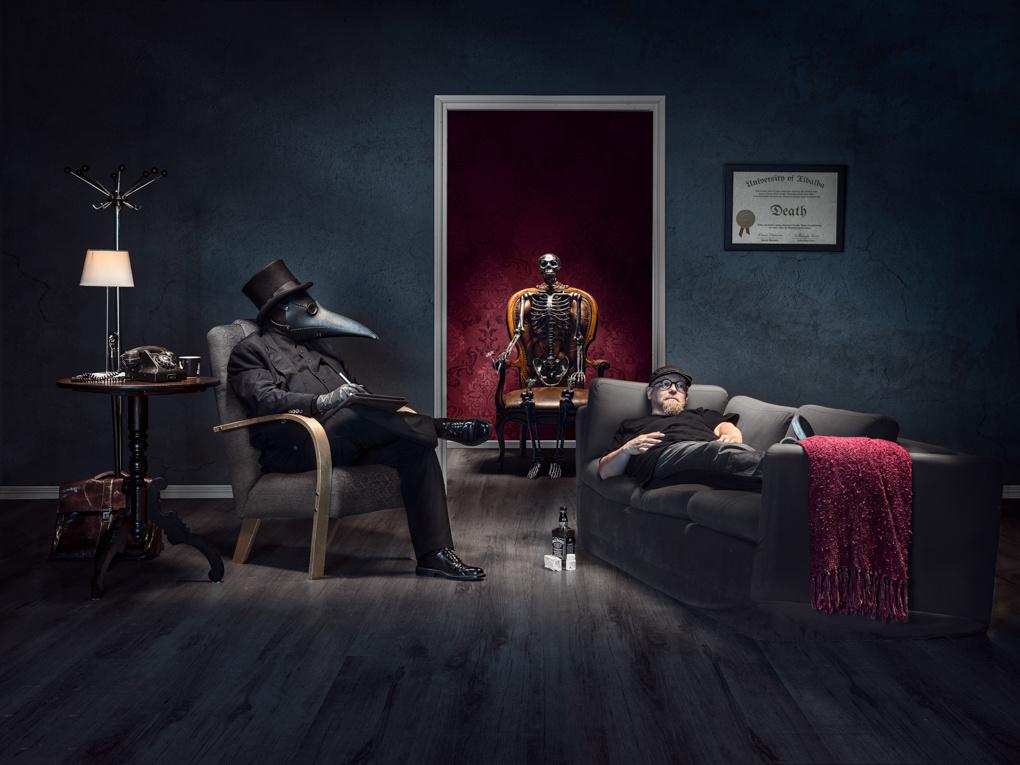 Skeleton in the Closet by Petri Damstén