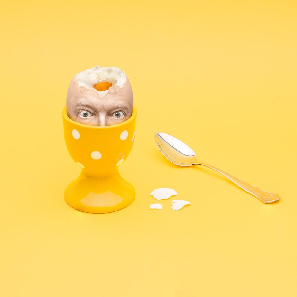 Egghead by Petri Damstén
