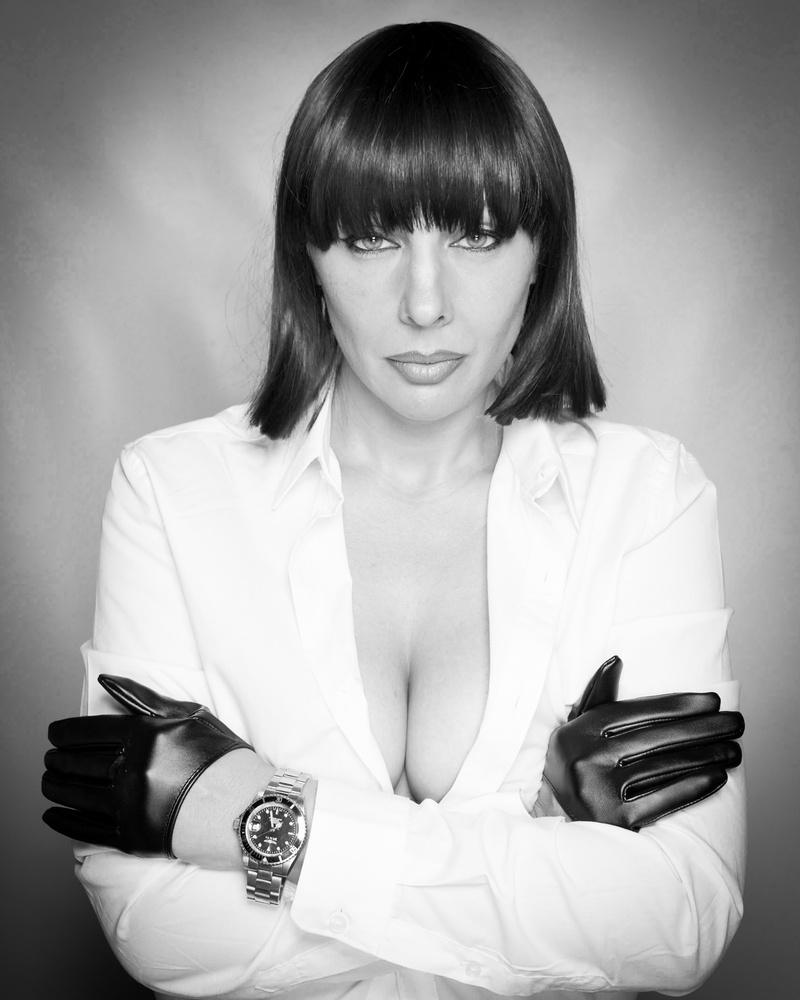My La Femme Nikita by Brian Brown