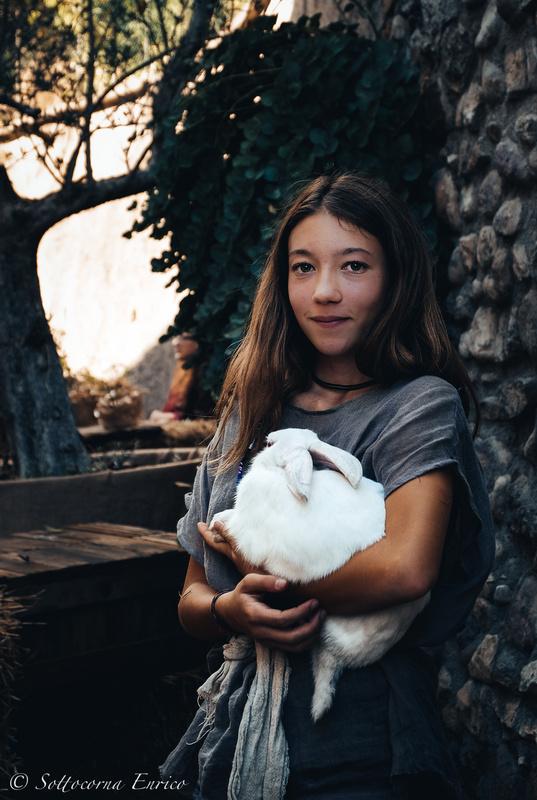 ..Alice e il Bianconiglio... by Enrico Sottocorna