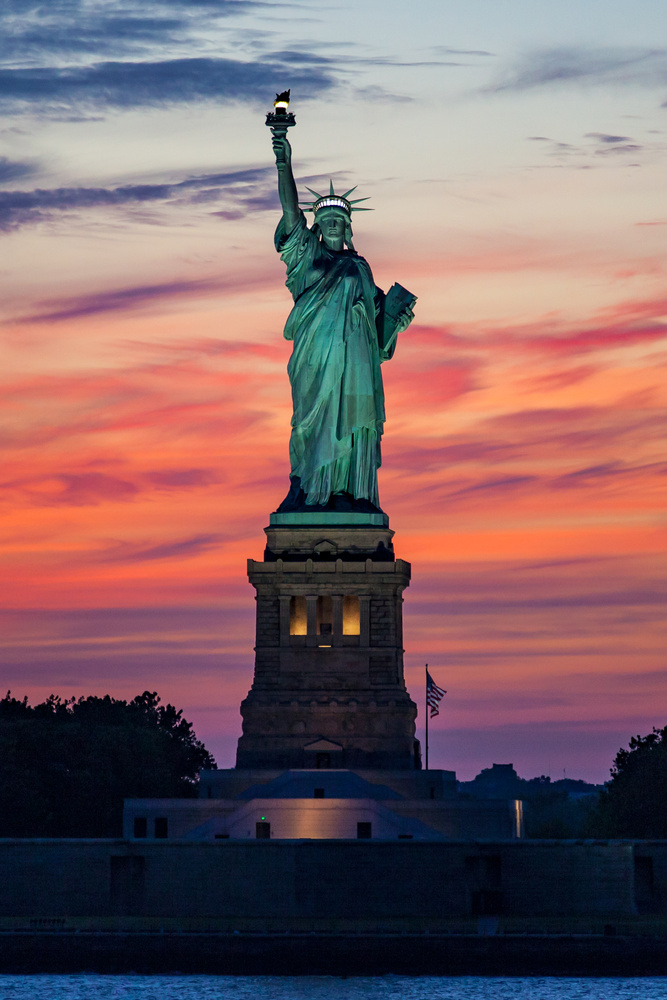 Lady Liberty by Rob Clark