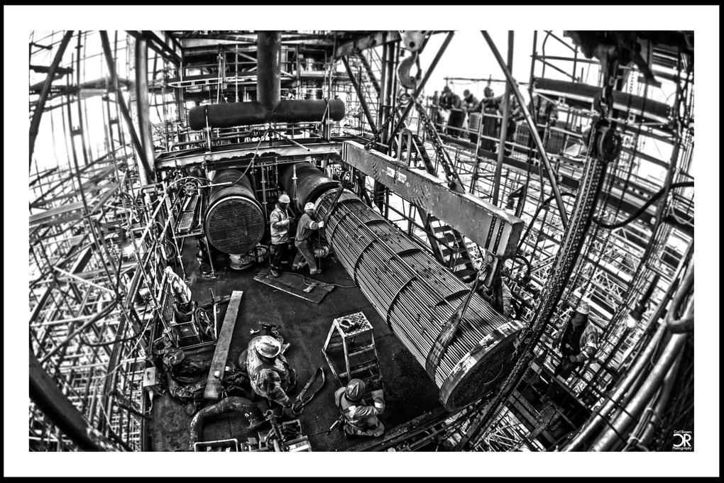 New Tube Bundle by Carl Rogers