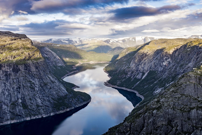 Norway - Hardangervidda by Hannes Pablitschko
