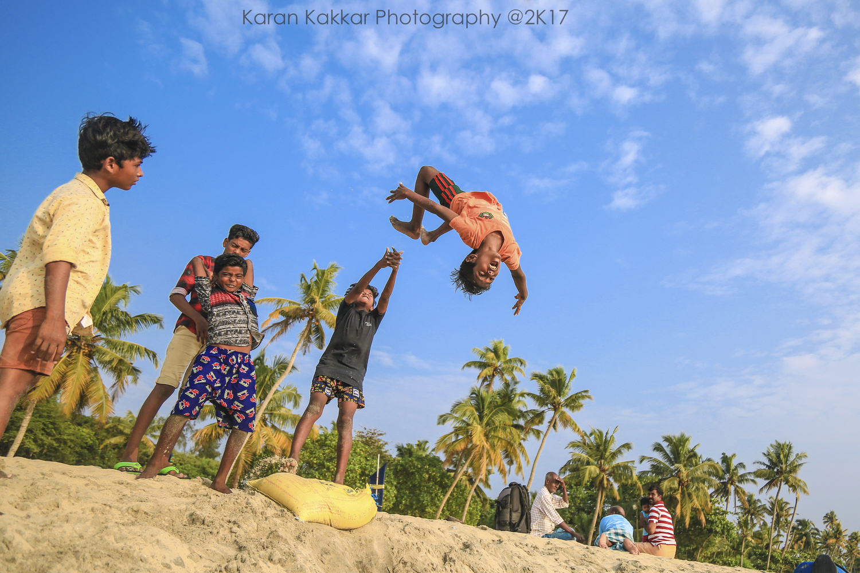 Jump!! by karan kakkar