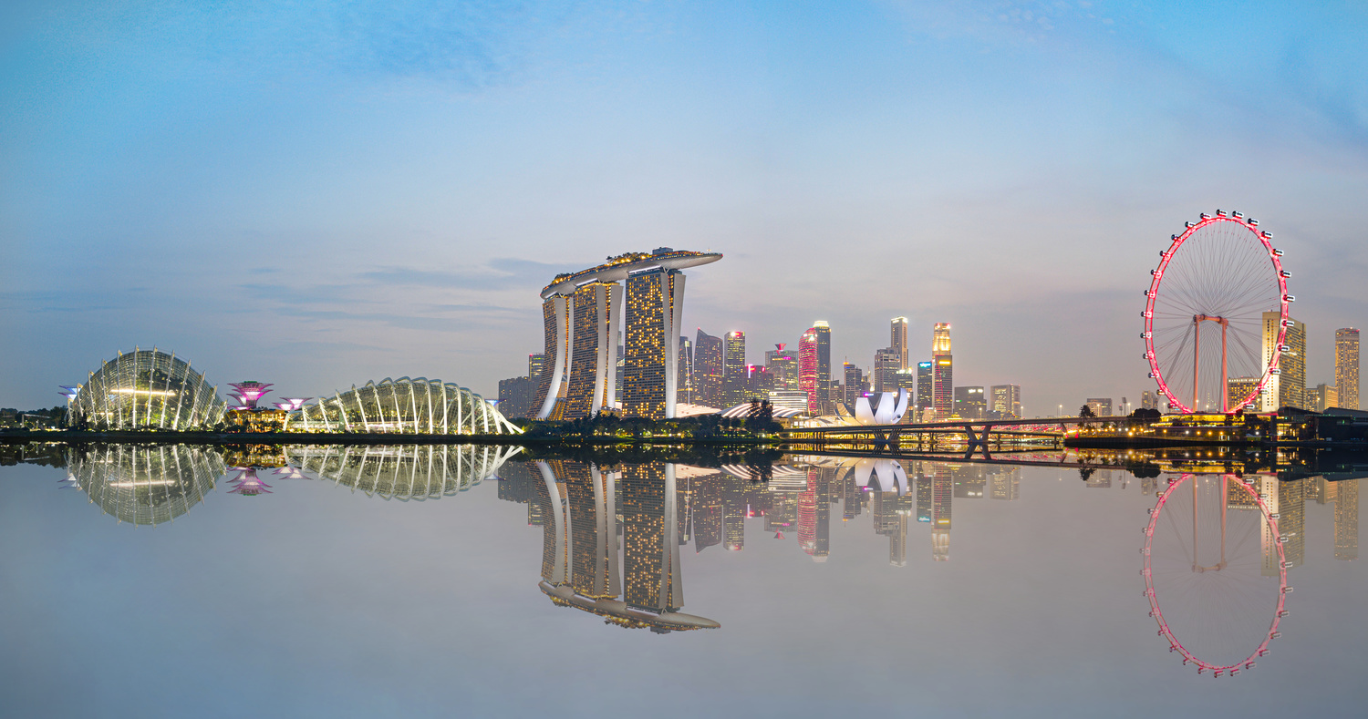Pride of a Nation by jack peh