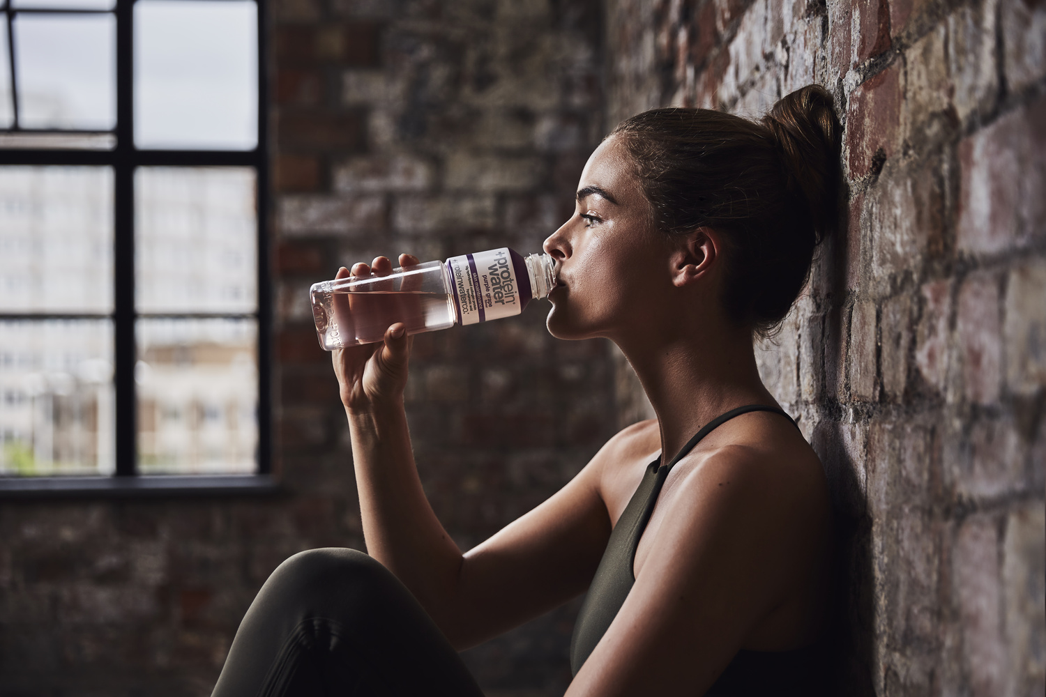 Protein water by Rob Passmore