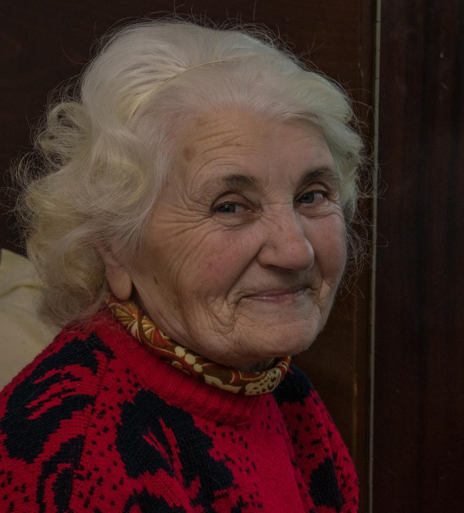 My aunt by C Ianculescu