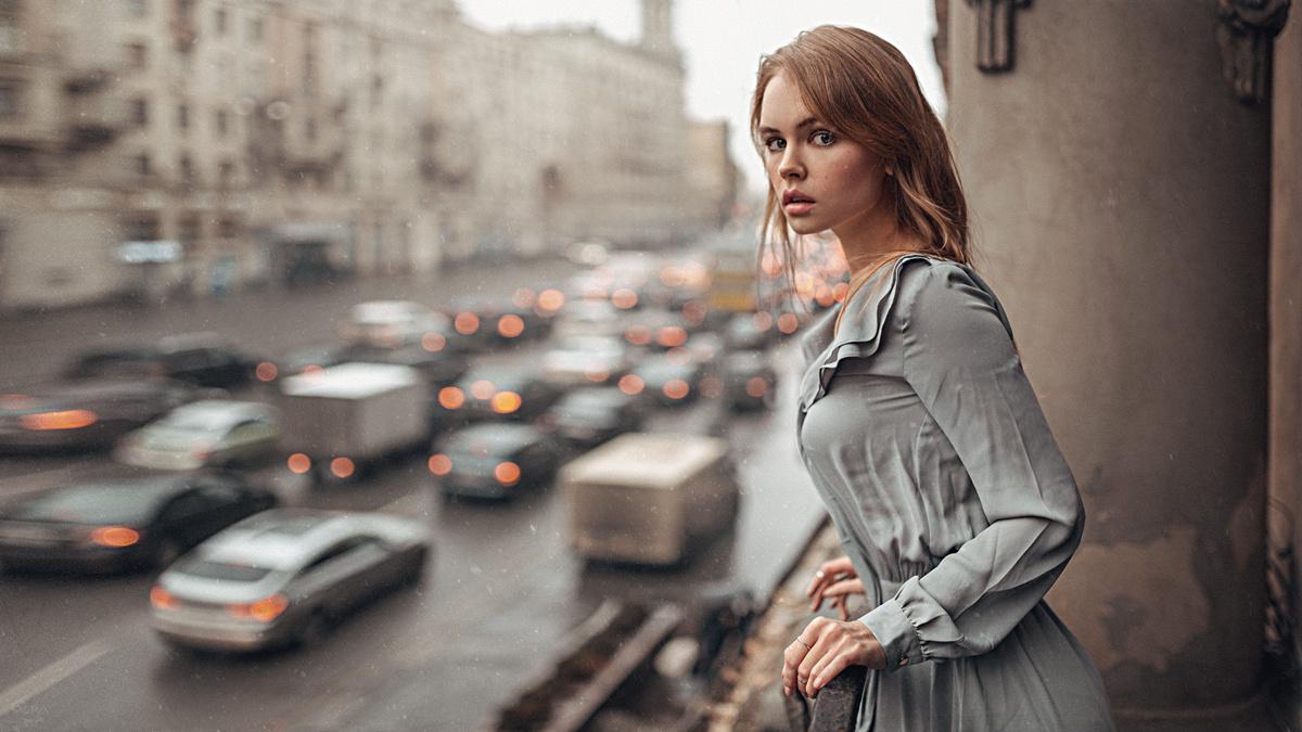 Nastya by Georgy Chernyadyev