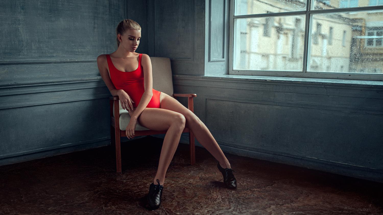 Dasha by Georgy Chernyadyev
