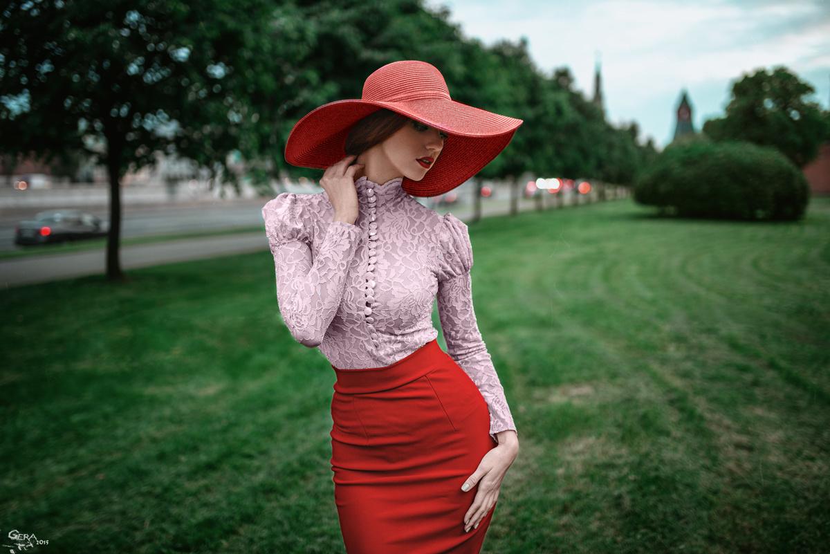 Moscow Fashionista by Georgy Chernyadyev