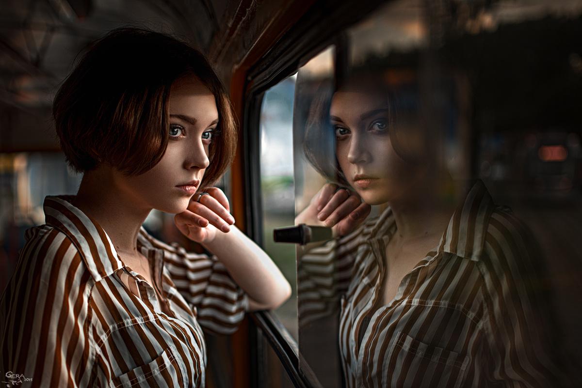 Olya by Georgy Chernyadyev