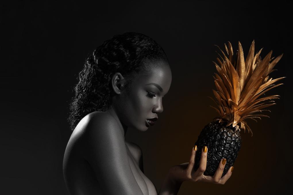 Midas Touch - Forbidden Fruit by IKENNA DOUGLAS