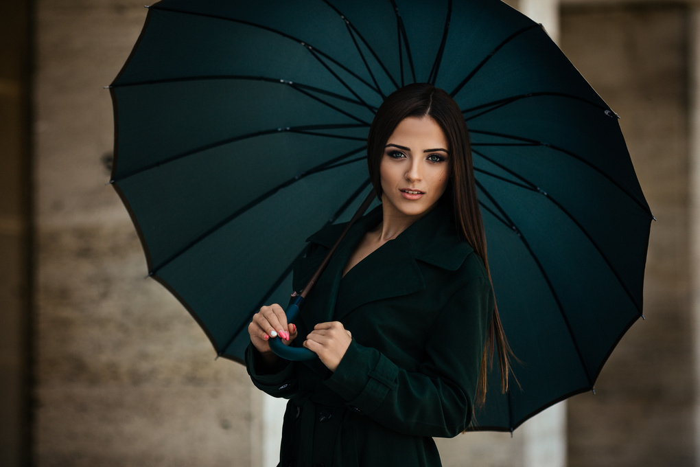 Waiting For The Rain by Chavdar Dimitrov