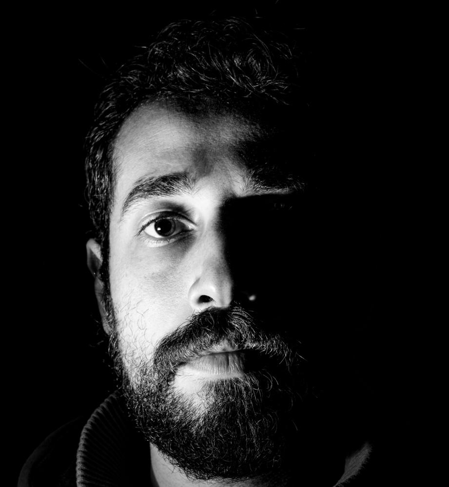 Portrait by Ahmed Nagaty