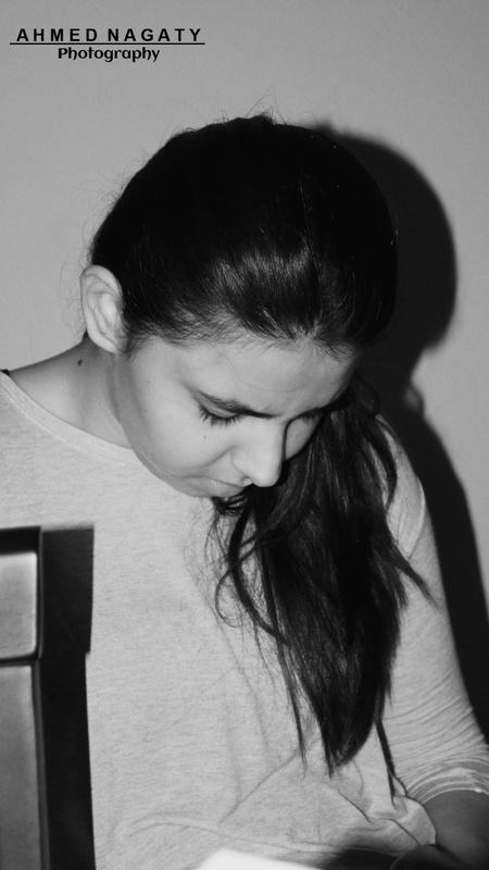 Black&White by Ahmed Nagaty