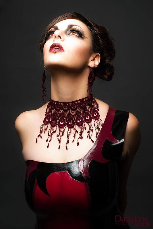 Vampire Leah by Dana Lane