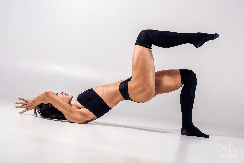 Fitness shapes with Kady by Siim Kinnas