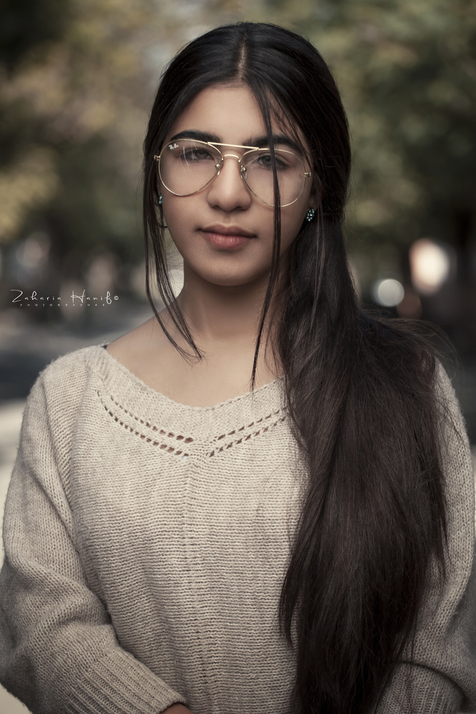 Najlaa by Zakaria HANIF