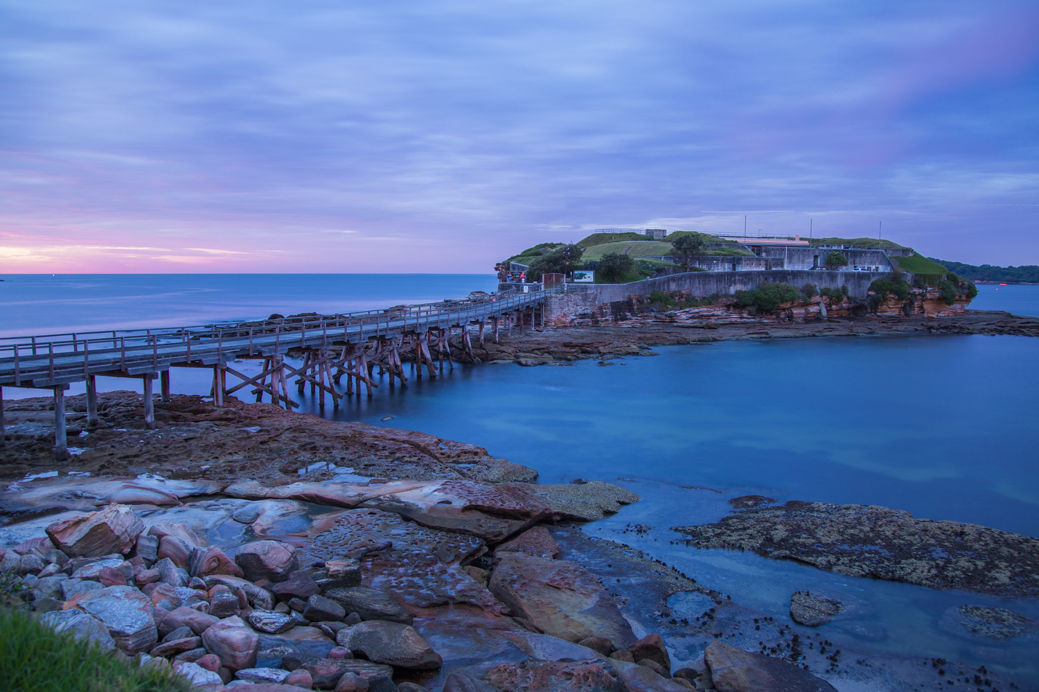 6am at La Perouse, Sydney (New South Whales) by HouseCatStudio • Fabian Artunduaga
