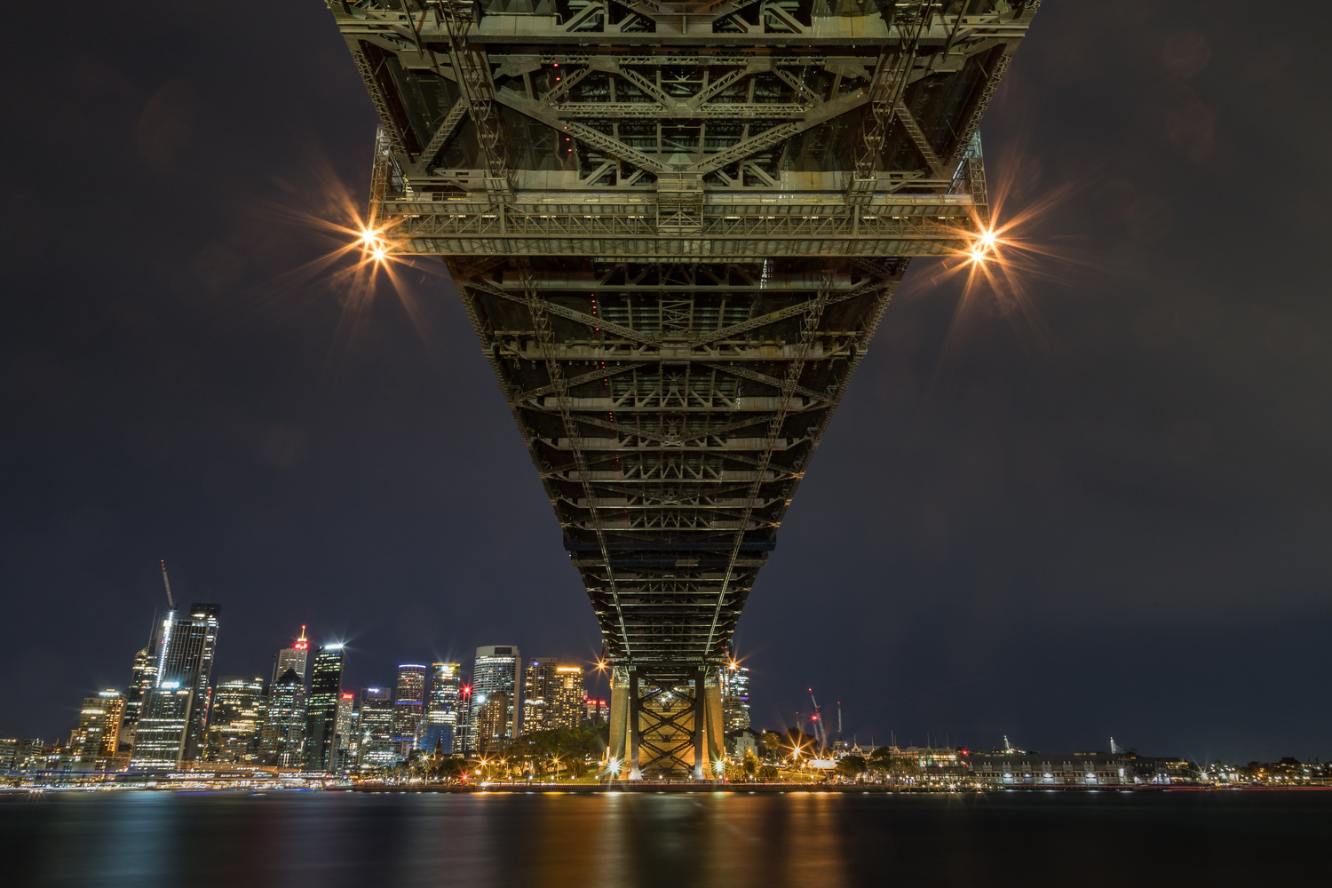 Harbour Bridge - Sydney by HouseCatStudio • Fabian Artunduaga