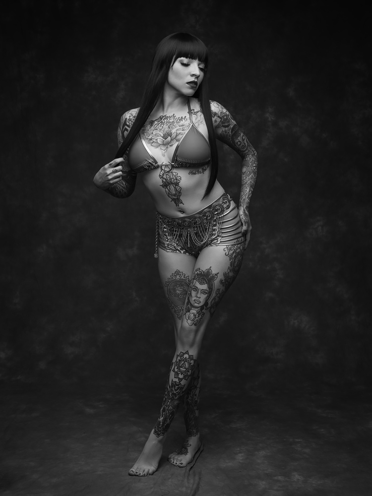 Kristen by Daniel Medley